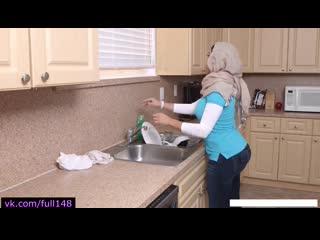 Julianna Vega & Mia Khalifa - muslim porn, hijab porno, arab порно, blowjob, milf, teen, mom