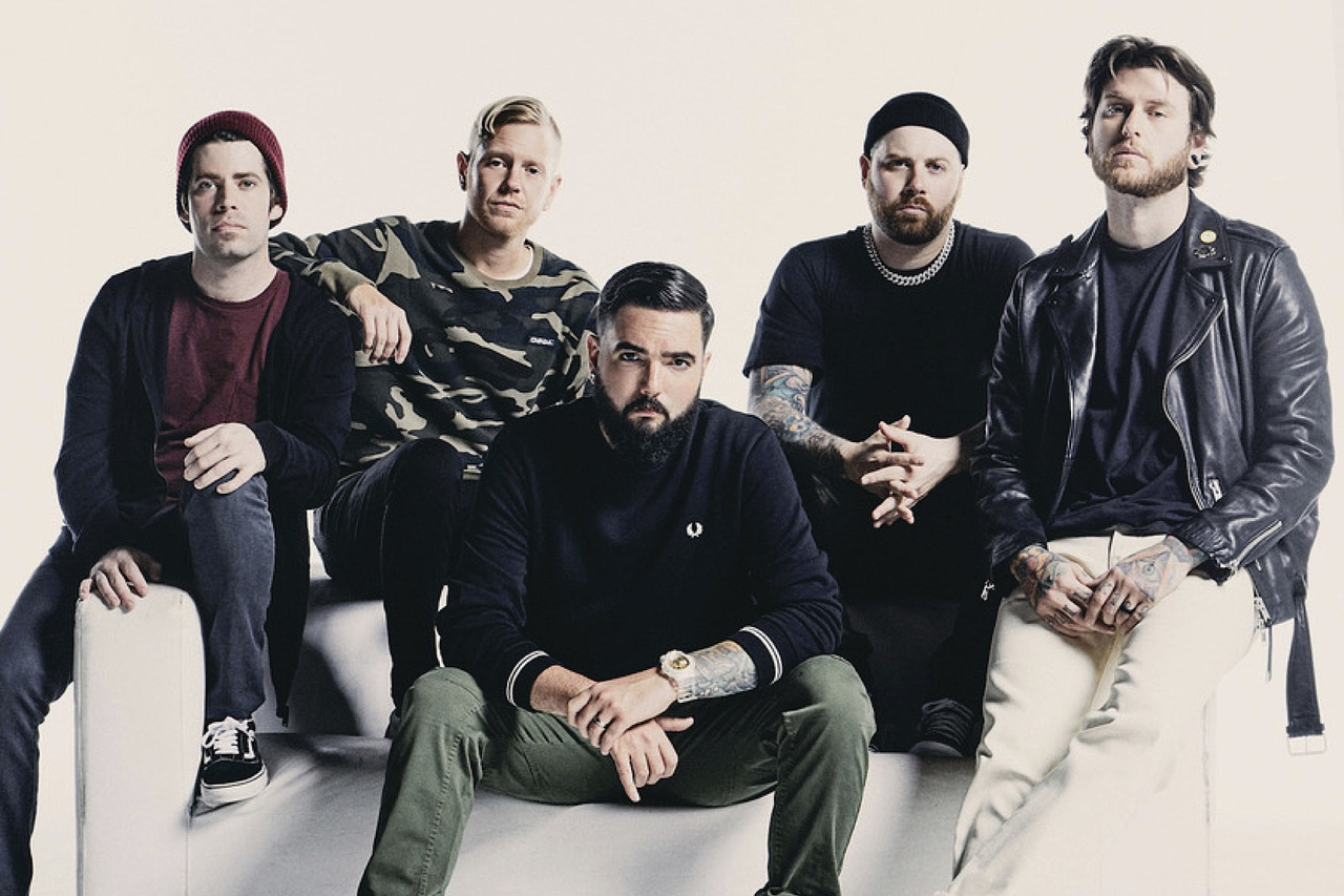 A Day To Remember - Resentment
