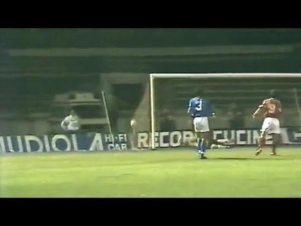 Skonto Riga Napoli 0 1 coppa Uefa 1994 95 full match
