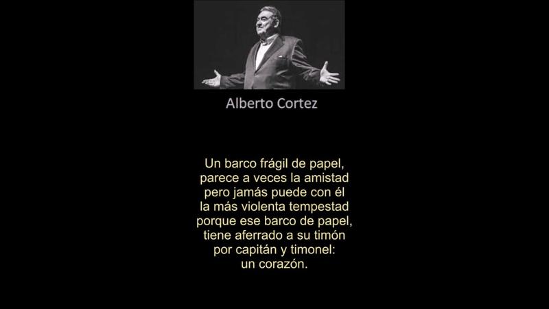 ARGENTINA- Alberto Cortez- A Mis Amigos / To My Friends
