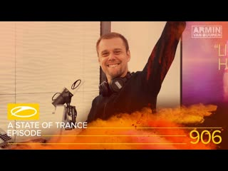 Max meyer x wilderness & a-line - forest man @ a state of trance 906 [progressive pick]
