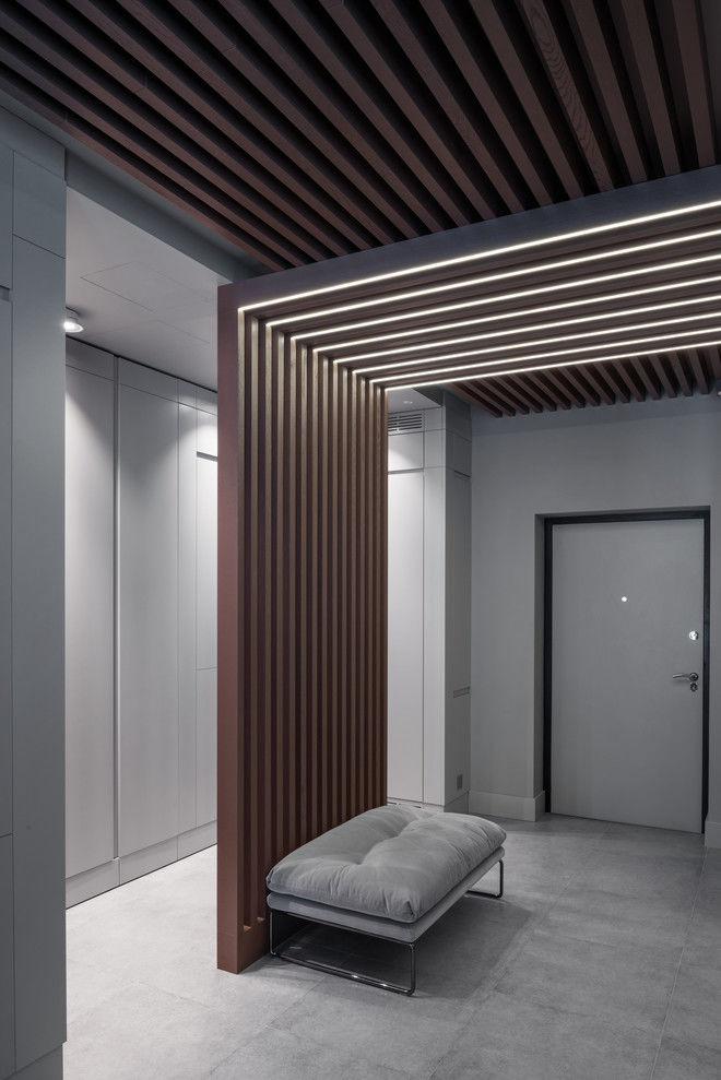 Современная квартира 220 м² в Москве от архитекторов из бюро «ДИА» || 01