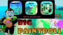 ПОИГРАЕМ В БОЛЬШОЙ ПЕЙНТБОЛ РОБЛОКС ВЕСЕЛЫЕ ДЕТСКИЕ ИГРЫ BIG Paintball Roblox