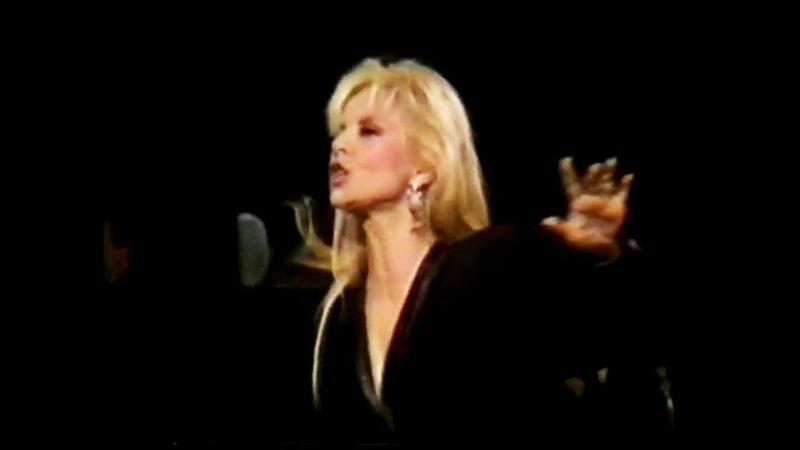 SYLVIE VARTAN chante du rock FM années 80 Double Exposure