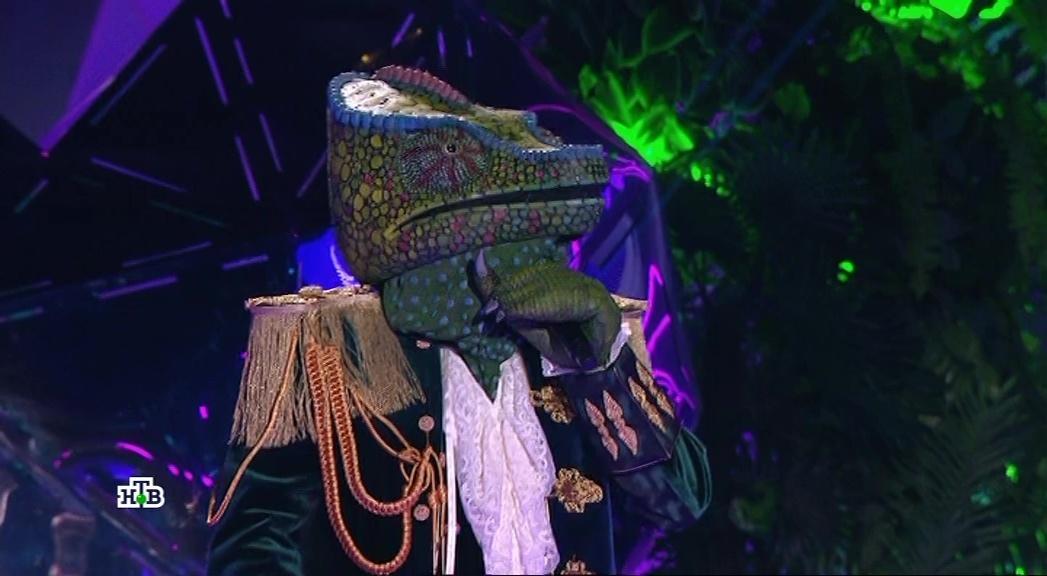 Кто под маской Хамелеон?