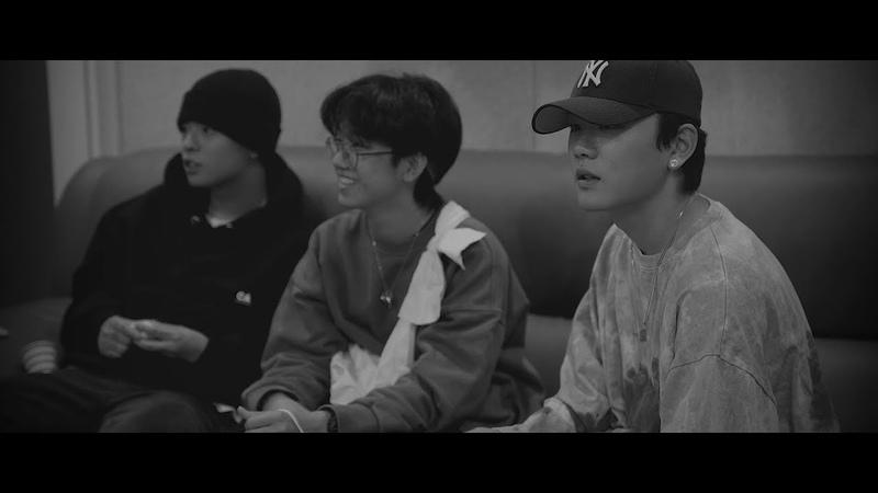 [Making Film] Chillin Homie, 베이니플, M1NU - Stole (Prod. by 성국) 녹음실