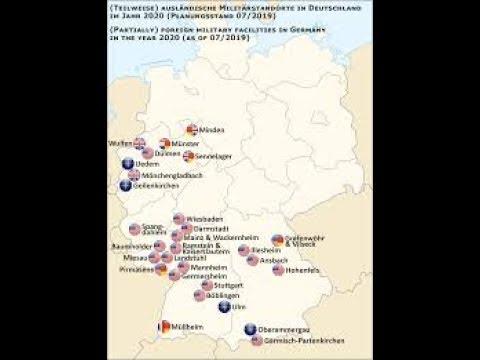 Qanon US- Kolonie Deutschland vs. Welt- Frieden