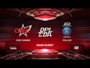 CDEC Gaming vs PSG.LGD, DPL-CDA Professional League Season 1, bo3, game 1 [Mila Jam]