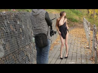 Leona Mia in Leona In Prague by Watch4Beauty