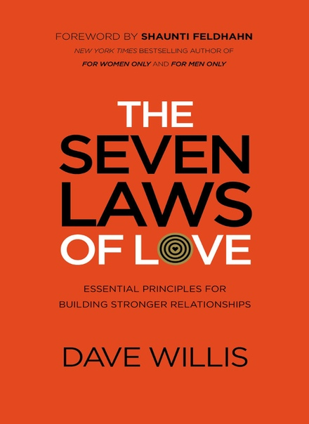 Dave Willis - The Seven Laws Of Love