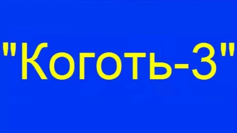 """""""Коготь 3 """" краткое содержание роликов Шашурина С.П."""