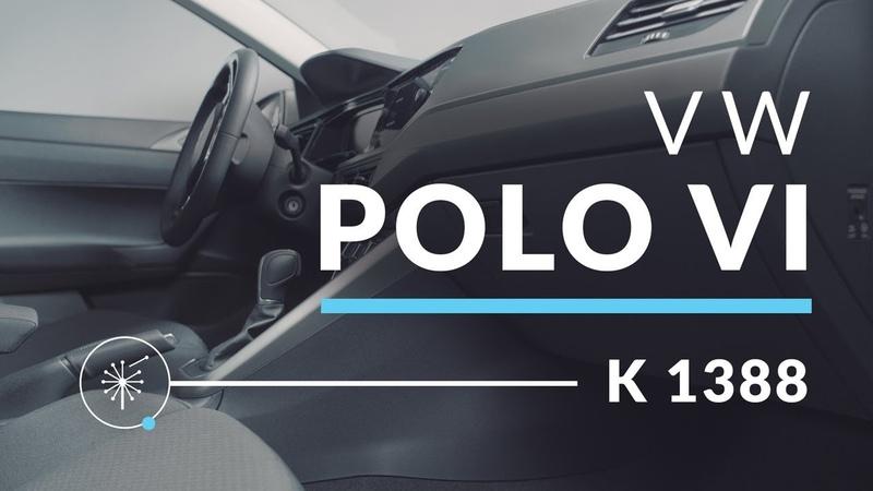 Jak wymienić filtr kabinowy VW Polo VI The Mechanics by FILTRON