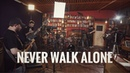 Martin Miller Josh Smith Never Walk Alone Steve Lukather Cover Live in Studio