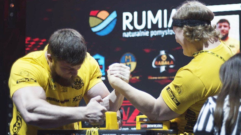 The best fights of Zloty Tur 2019 left hand