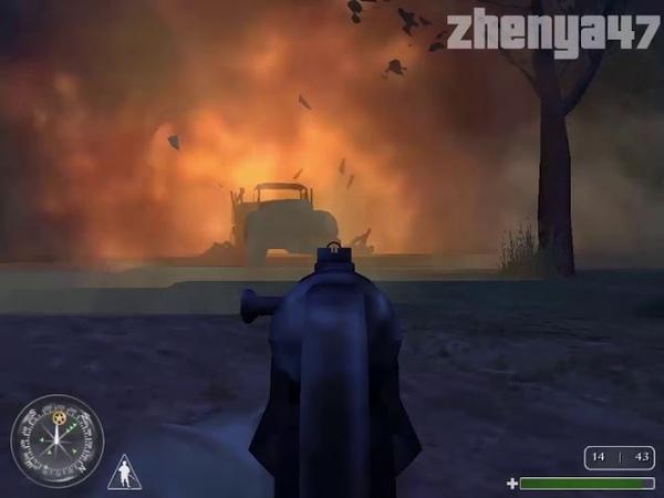 Прохождение Call of Duty: United Offensive Миссия 6: Железнодорожный Мост