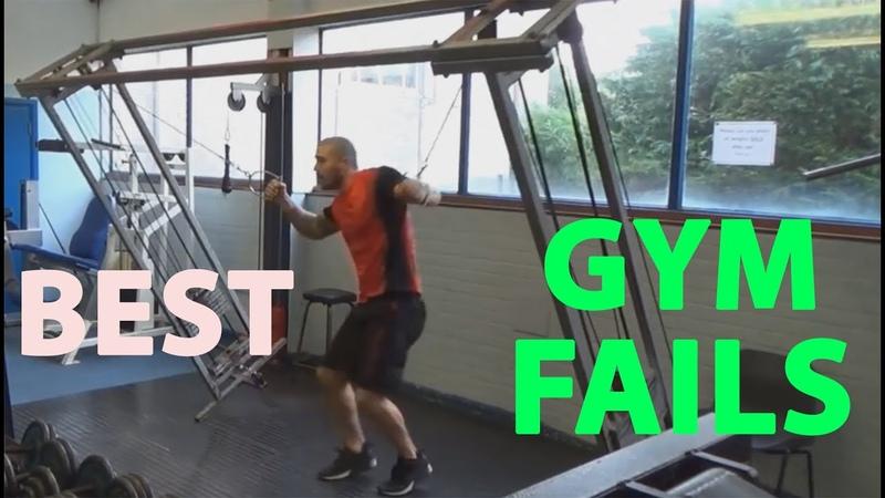 Gym Workout Fail Compilation