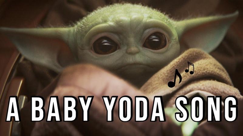 Baby Yoda Song A Star Wars Rap by ChewieCatt