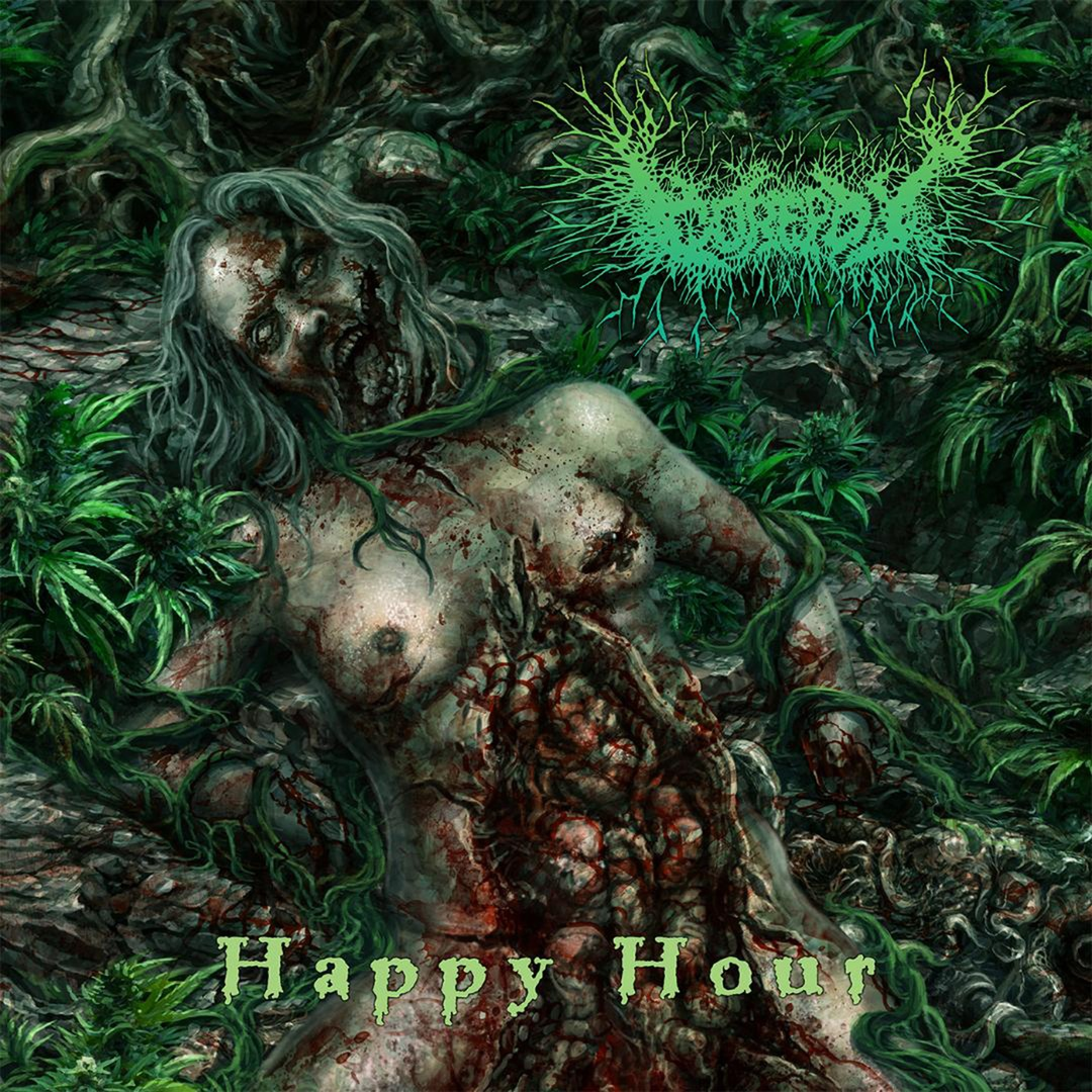 Gorepot - Happy Hour [Remastered]