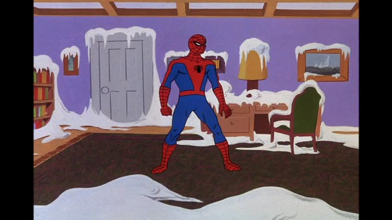 Spider-Man (1967-1970) S01E01b - Sub-Zero For Spidey
