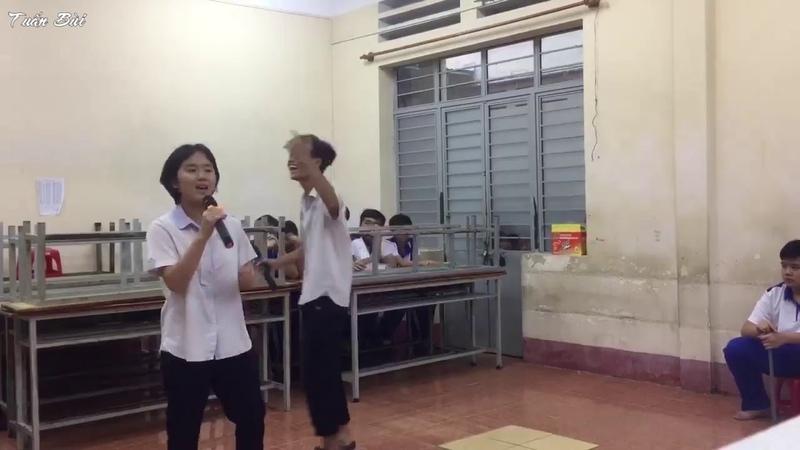 Cover vì tôi còn sống - Đi theo bóng mặt trời - Học Sinh Trường THCS THPT Nguyễn Khuyến TPHCM CS1