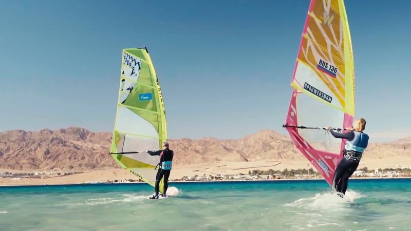 ★ Winderland Windsurfing Center 2019 - Dahab -★