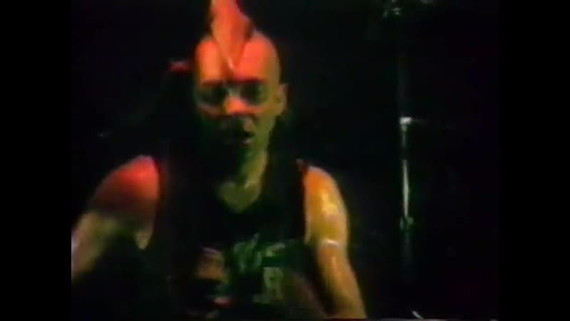 The Exploited - Computers dont Blunder (Live at the Palm Cove 1983)