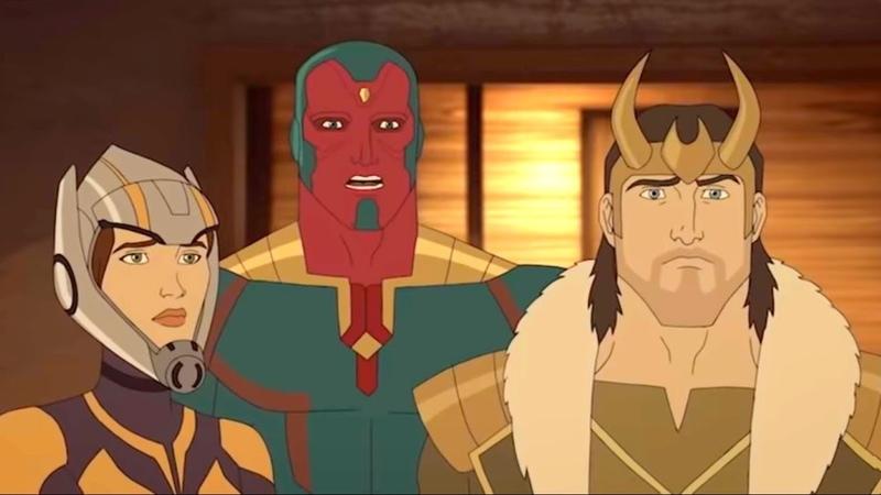 Марвел Мстители Секретные войны Серия 23 Сезон 4 Дикий Запад