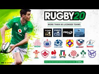Rugby_20. трейлер