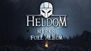Heldom   Myrkr (Full Album 2020) - Dark shamanic Viking music