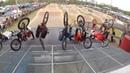 Elite Men BMX Gate FAIL! Everyone Crashes!