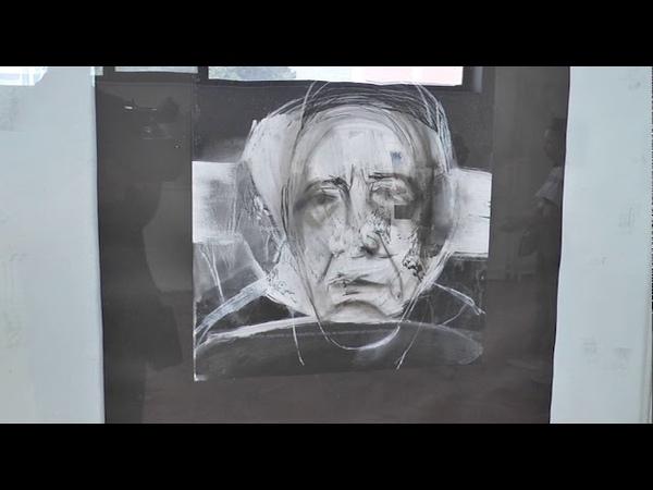 Otvorena izložba crteža Emilije Teofilović 07 06 2019