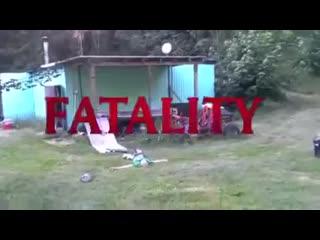 Epic fails Mortal Kombat X Edition