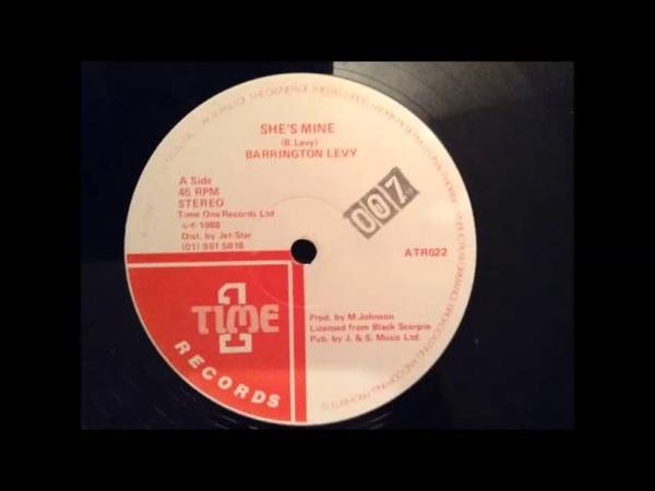 Barrington Levy - Shes Mine