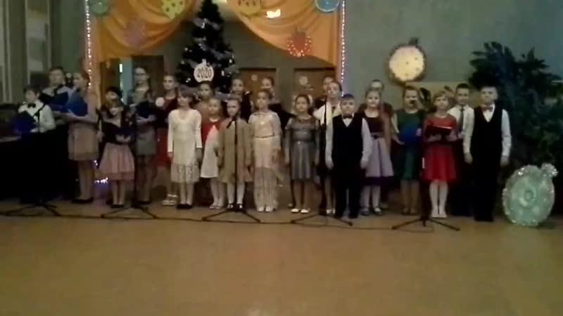 Не отнимайте солнце у детей- исп. старший и младший хор Колпнянской ДШИ. Отчётный концерт хорового класса преподавателя Т.Д.Пл