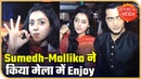 RadhaKrishn Actors Sumedh And Mallika Enjoy At Mela Saas Bahu Aur Saazish