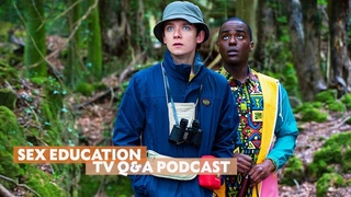 Sex Education | TV Q&A with Gillian Anderson, Asa Butterfield, Emma Mackey & More! | BAFTA Podcasts