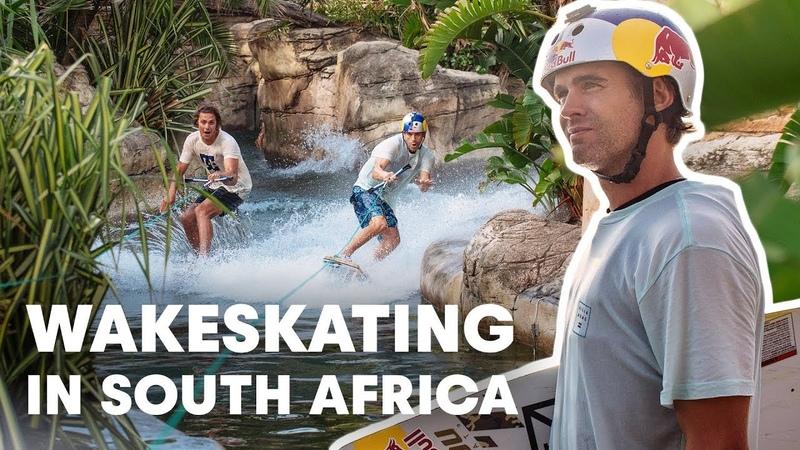 Wakeskating South Africa s Iconic Durban Beachfront