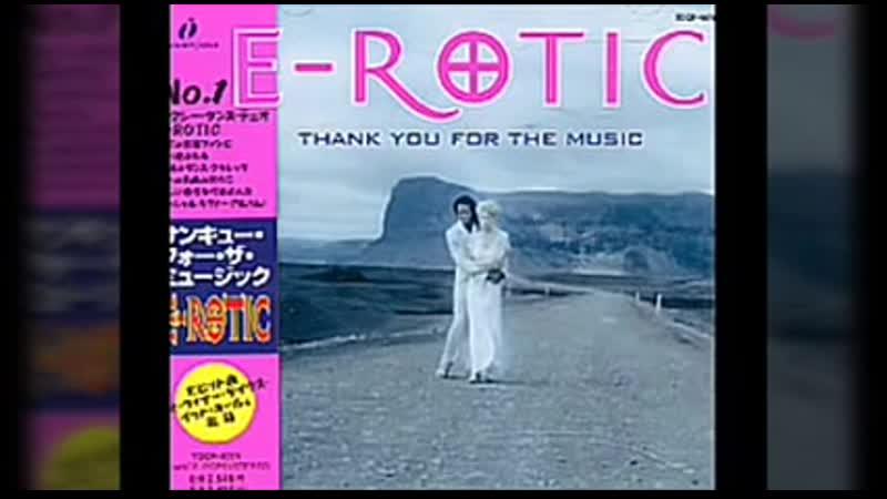 Taste my tits E-Rotic Eurodance.