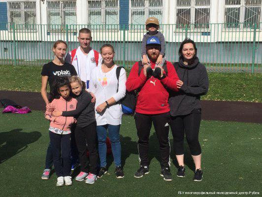 Семьи из Кузьминок стали четвертыми в окружных соревнованиях «Туристический слет»