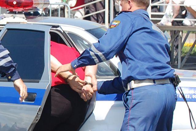 В КЧР задержали водителя сбившего ребенка возле школы в Преградной