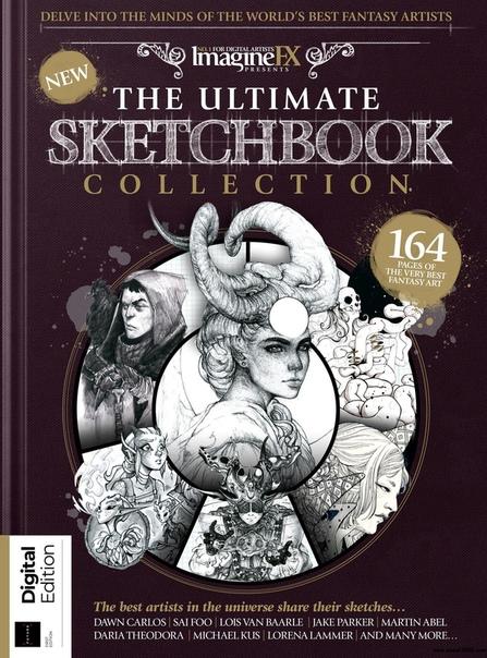 2019-09-09 Ultimate Sketchbook Collection