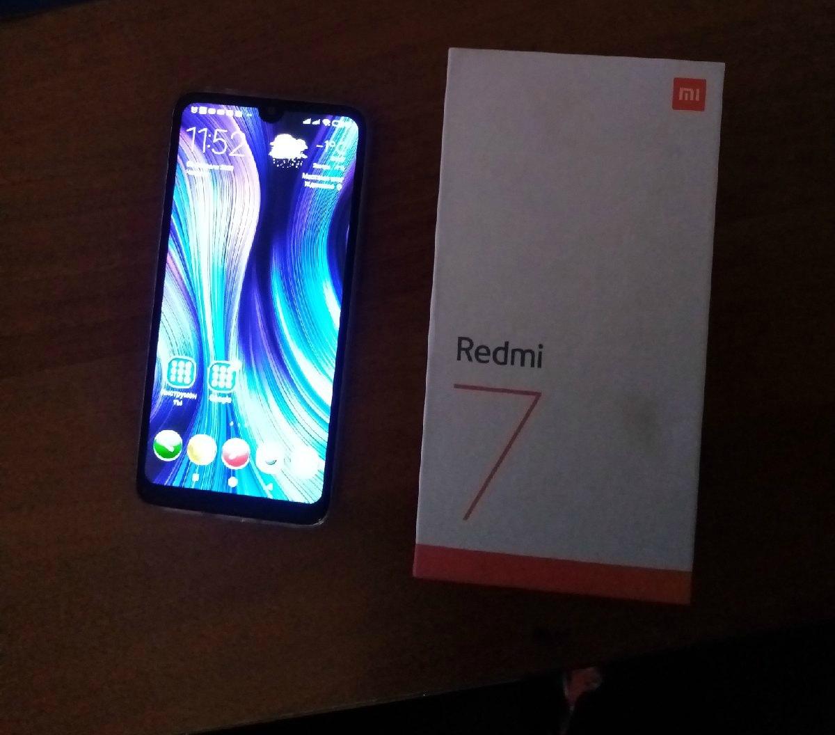 Продам Xiaomi Redmi 7 3/32GB Цена 7500