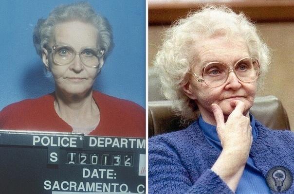 Милая бабуля, на счету которой 9 доказанных убийств Доротея Пуэнте совершила первое убийство в 53 года. Своих жертв обычно цепляла в барах: подсаживалась бедным старикам на уши и притворяясь