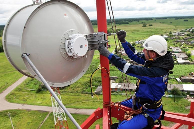 В населенных пунктах Ростовской области проводится модернизация оборудования сотовой связи