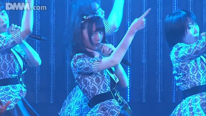 NMB48 Team BII - Mirai ga Me ni Shimiru @ 190325 NMB48 Stage BII5