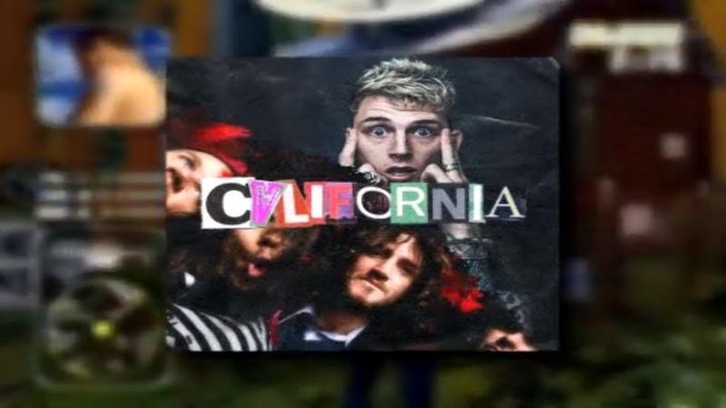 Red Hot Chili Peppers x Machine Gun Kelly Type Beat California