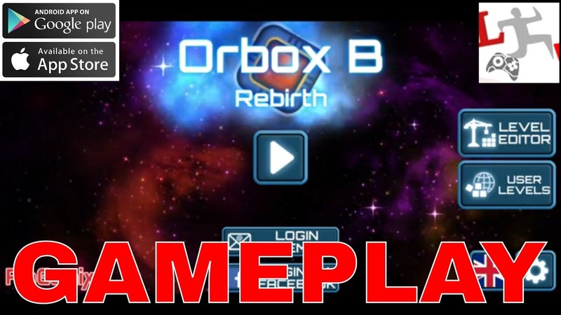 Orbox B Rebirth IOS-Android-Linux-Review-Gameplay-Walkthrough