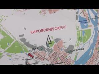Воздух в Омске не опасен для жителей