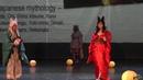 SOS 2019 Japanese mythology Hebi Oni Shiroi Kitsune Kuroi Kutsune Tengu Yuki onna Tanuki