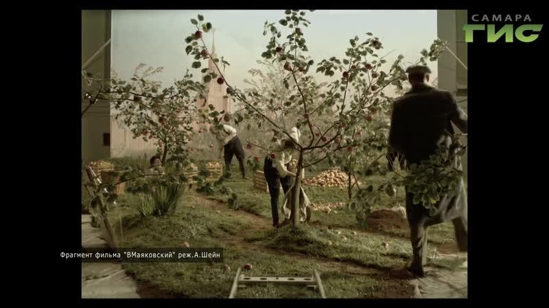 Режиссер Александр Шейн представил самарским зрителям две свои картины о советском авангарде и рассказал